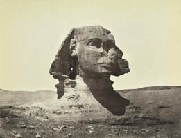 What was the Sphinx?  GreatSphinx1867