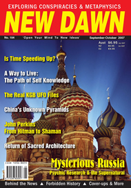 New Dawn 104 (September-October 2007)
