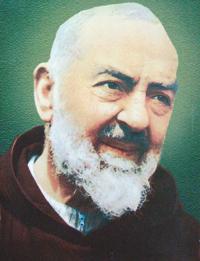 Padre Pio Paranormal Man