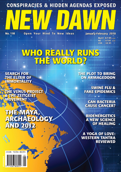 New Dawn cover 118
