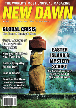 New Dawn Cover 121