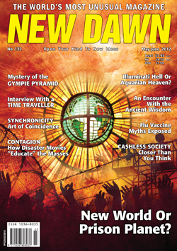 Cover132 New Dawn 132 (May June 2012)