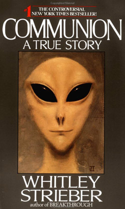 Communion Aliens, Predictions & the Secret School: Decoding the Work of Whitley Strieber