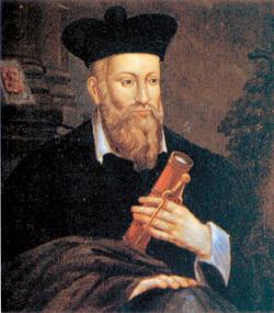 nostramdaus C Nostradamus: Prophet of Hope