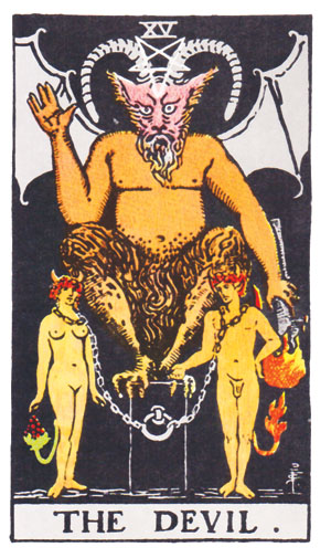 devil tarot The New World Order Vs. The New Age: Separating Truth from Falsehood