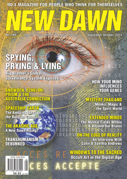 Cover140 New Dawn 140 (September October 2013)