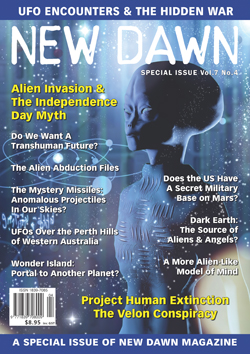 CoverSPV7N4 New Dawn Special Issue Vol.7 No.4