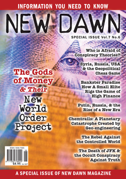 CoverSPV7N6 New Dawn Special Issue Vol.7 No.6