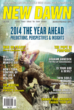 Cover142 New Dawn 142 (January February 2014)