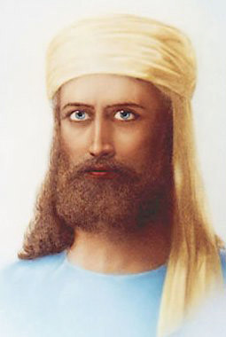 Mahatma Morya, according to K. Paul Johnson, was a Maharajah of Kashmir by the name of Ranbir Singh.