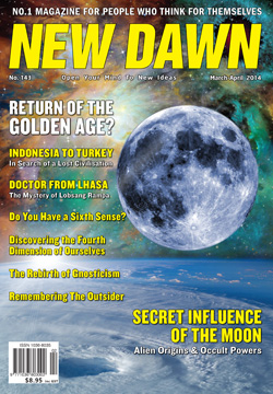 Cover143 New Dawn 143 (March April 2014)