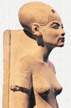 Nefertiti berlin mus The Return of the Elder Race & Opening the Gateway of the Fifth Kingdom