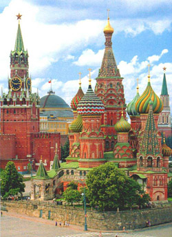 StBasilsCathedral The Russian Occult Revival