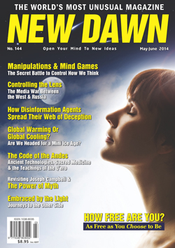 Cover144 New Dawn 144 (May June 2014)