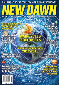 Cover146 New Dawn 146 (September October 2014)
