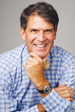 Dr. Eben Alexander (Photo Credit: Deborah Feingold Photography)