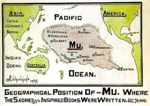 Churchward Mu map