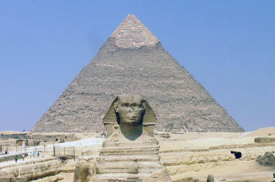 A New Theory for the Great Pyramid: How Science is Changing Our View