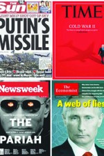 The Great Conspiracy Against Russia: What is Really Behind the Campaign Against Putin?