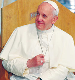 Saint malachy prophecy pope francis