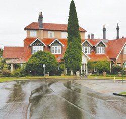 "The Manor in Mosman, Sydney, stands as a living monument to the rise of the ""New Age"" in Australia during the first half of the 20th century."