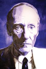 "William S. Burroughs His Search for ""The Visitors"""