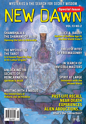 'Alice A. Bailey', Mother of the New Age or the New World Order? CoverV13N2-300