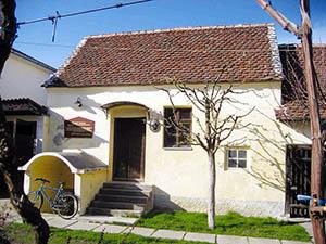 'Rudolf Steiner', Dweller on the Threshold The-house-where-Rudolf-Steiner-was-born-in-present-day-Croatia