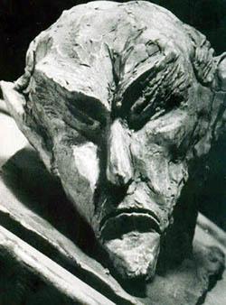 'Rudolf Steiner', Dweller on the Threshold Ahriman_head