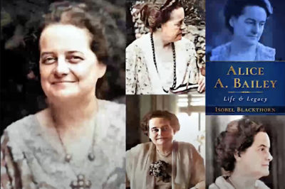 'Alice A. Bailey', Mother of the New Age or the New World Order? Alice-A-Bailey-400x266